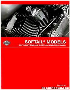 2007 Harley Davidson Softail Electrical Diagnostic Manual