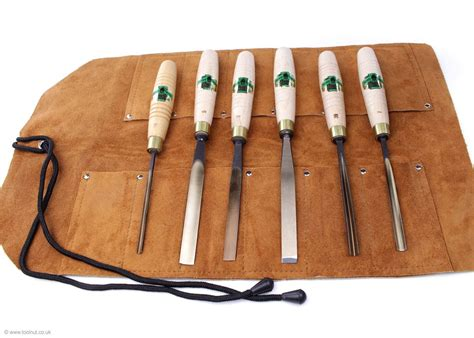 henry taylor beginner carving tool set  leather tool