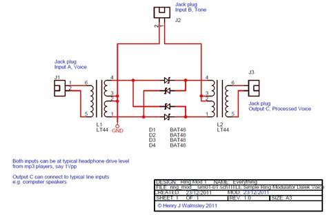 rf modulator wiring diagram wiring diagram and schematics