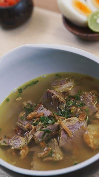 soto sulung resep easy recipes diah didi kitchen
