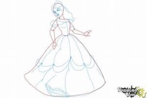 How to Draw Disney Princesses | DrawingNow