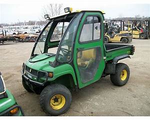 2005 John Deere Gator Hpx 4x4 Atv  Utv For Sale