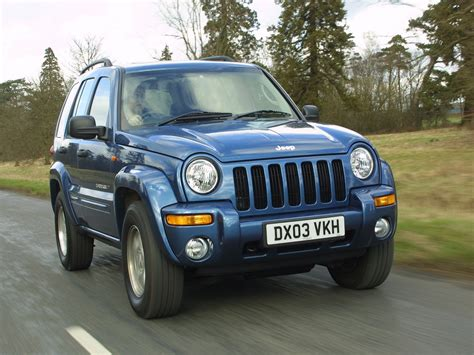 Car And Car Zone Jeep Cherokee Uk Version 2003 New Cars