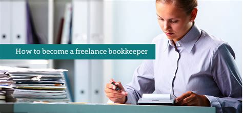 How To Become A Freelance Bookkeeper  Salaries Careerlancer
