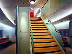 detail gallery   Airbus  a leading aircraft manufacturer  Airbus A380 Inside Stairs