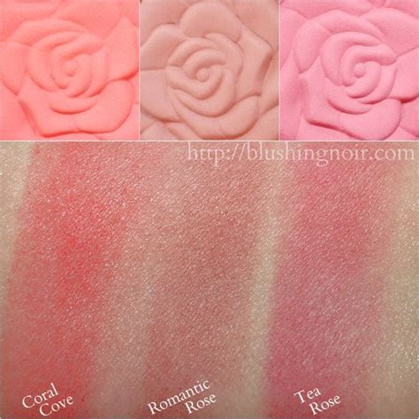 milani spring color collection swatches milani rose