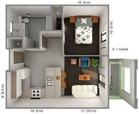 1 bedroom house floor plans international house housing dining services