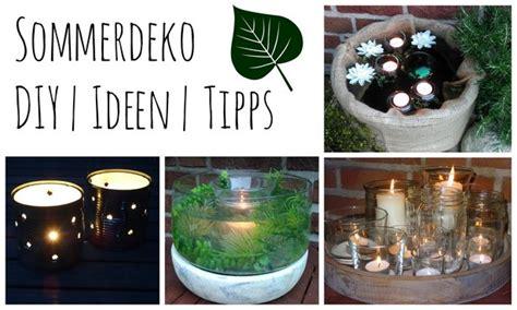 Diy Deko Garten by Diy Balkon Deko