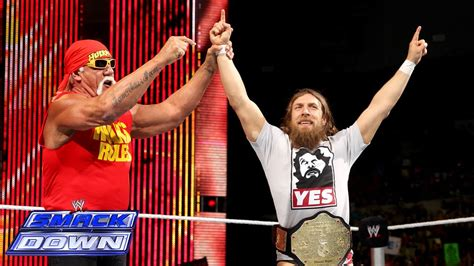 Daniel Bryan Engages In A Hulkamania Pose-fest With Hulk
