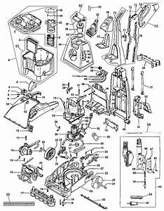 Hoover Fh50044 Parts List And Diagram   Ereplacementparts Com