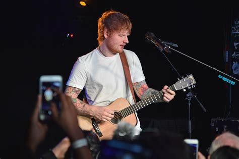 Ed Sheeran Is Making The