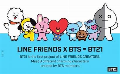 Bt21 Line Friends Character Shooky Merchandise Brown