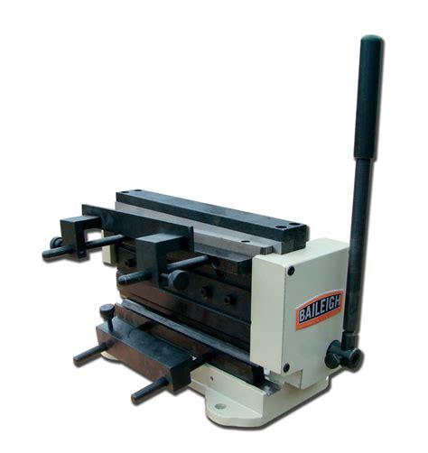Manual Mini Metal Shear  Press Brake Shear Combo