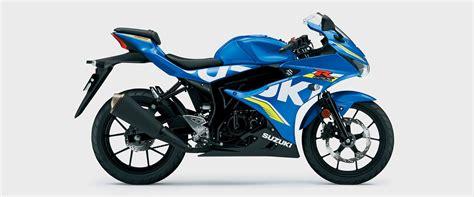 125cc Suzuki by Suzuki Gsx R125 Motorcycle Is Top Of The 125cc Class
