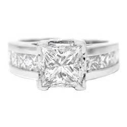 jewelers princess cut engagement rings ring settings engagement ring settings princess cut