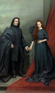 If by some strange twist of fate Severus Snape and Lily ...