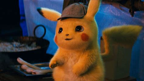 Detective Pickachu Tv Spot Serves Up Some New