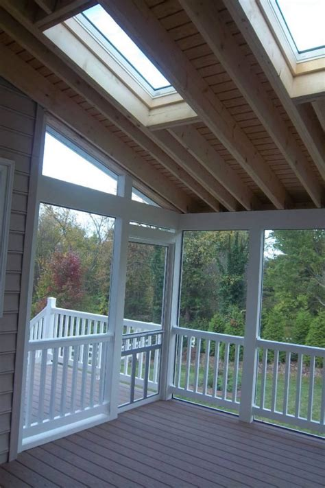 screened porches decks home renovations frederick md
