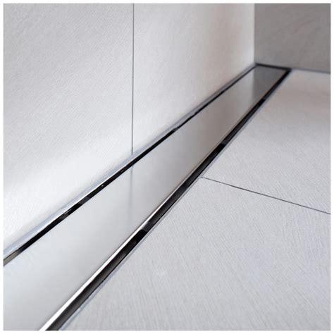 aco shower drain aco showerdrain e design rost solid 90 cm 9010 59 24 megabad