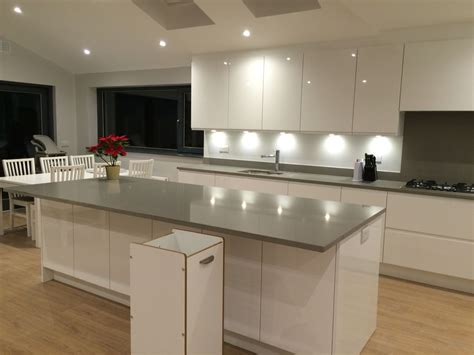 Kitchen Floor Units by Finally My Own Kitchen That I White High Gloss