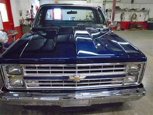1986 Chevy C10 Silverado Short Bed Pickup Truck