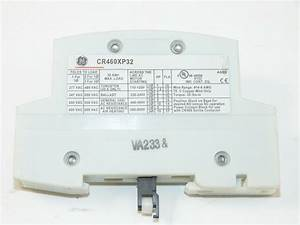 Ge Cr460xp32 Power Pole  2