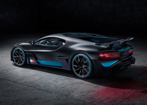 With the 2018 divo, it did, but in a different way. Take a Tour of an $8 Million Bugatti Divo Hypercar