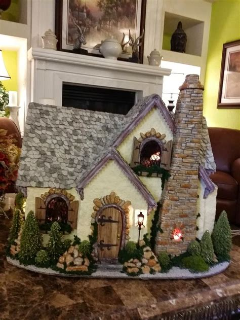house  paper mache simple craft ideas