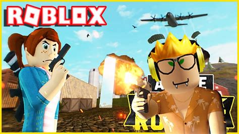 nuevo battle royale  battle royale roblox youtube