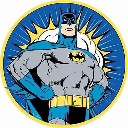 Batman Round Edible Cake Topper Cakes Stickers