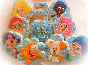Bubble Guppies Cookies