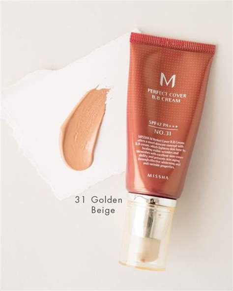 Harga Missha Foundation 7 merk kosmetik korea yang wajib dicoba cocok buat