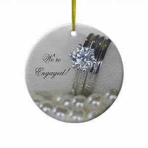 1000 images about engagement ring christmas ornament on With wedding ring christmas ornament
