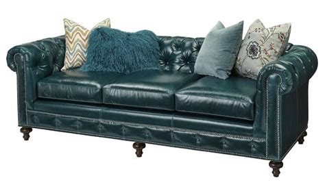 turquoise sofas loveseats 1000 images about western sofa loveseats on