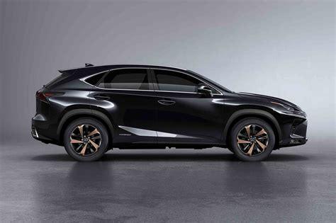 lexus crossover black 2018 lexus nx gets a refresh in shanghai motor trend