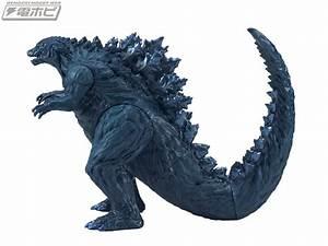 『GODZILLA 怪獣惑星』のゴジラが大型ソフビ「怪獣王」シリーズで立体化!全高26センチの威容を見よ ...