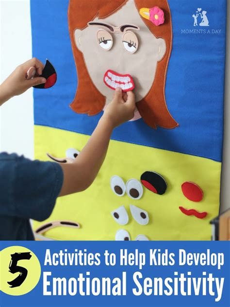 5 activities to help develop emotional sensitivity 348 | Five easy suggestions for helping kids learn to identify and be sensitive to emotions in themselves and others