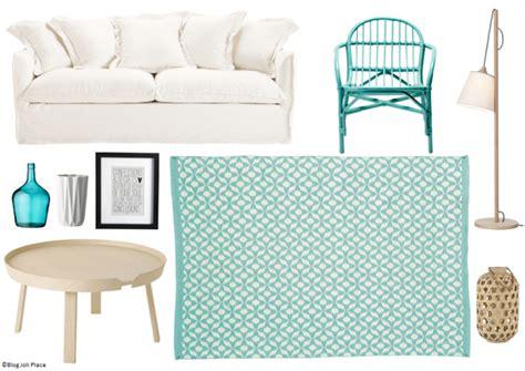 canap maisons du monde variations autour d 39 un canapé blanc joli place