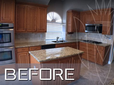 staining kitchen cabinets ideas loccie  homes