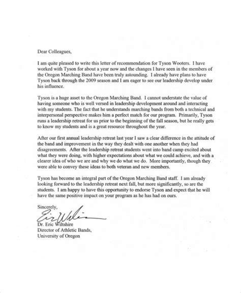 letter of recommendation for coworker 6 sle reference letters for coworker sle templates