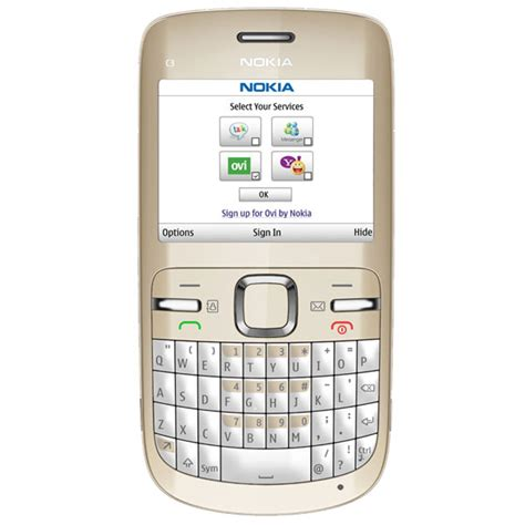 Nokia Mobile C3 by Nokia C3 C6 And E5 Mobile Phones Announced