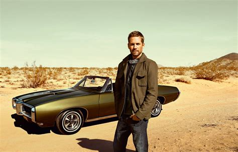 Paul Walker Wallpapers - Wallpaper Cave