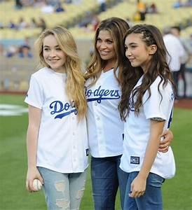 Danielle Fishel, Sabrina Carpenter and Rowan Blanchard ...