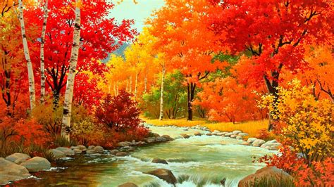 Hd Autumn Wallpapers  Wallpaper Cave