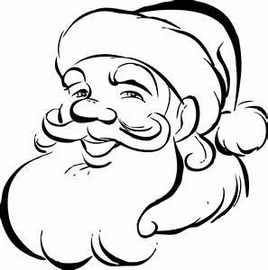 Weihnachtsmotive Schwarz Weiß : wandtattoos wandaufkleber weihnachten santa claus 2 von ~ Buech-reservation.com Haus und Dekorationen