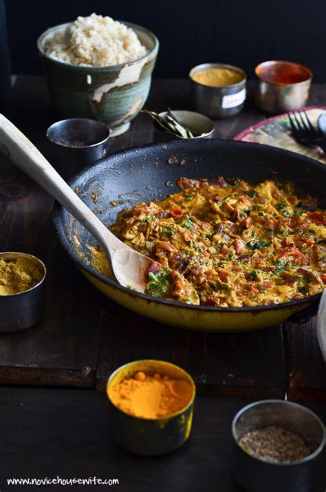 garam masala tuesdays goan style fish  novice housewife