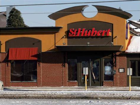 cuisine st hubert cara operations to buy restaurant chain st hubert report