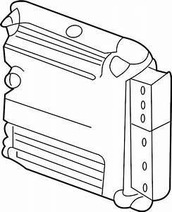 2012 Gmc Sierra 2500 Hd Engine Control Module  6 6 Liter