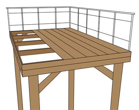 poser une terrasse sur pilotis blog terrasse bois