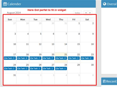 view render in jquery fullcalendar after